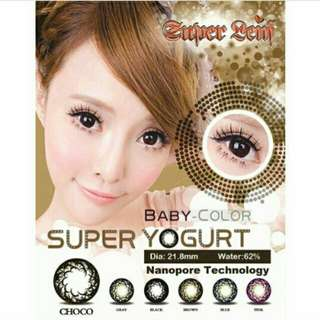 SOFTLENS SUPER YOGHURT