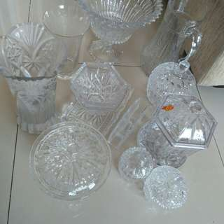 TURUN HARGA!! TAKE ALL KRISTAL ONLY 850RB (12pcs)