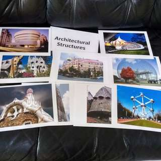 BN Flashcards -  Architectural Structures