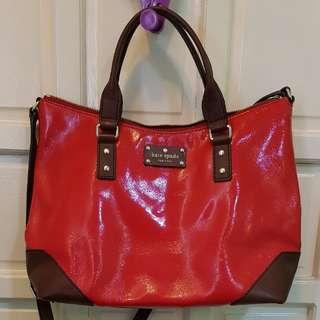 Original Kate Spade 2 way bag