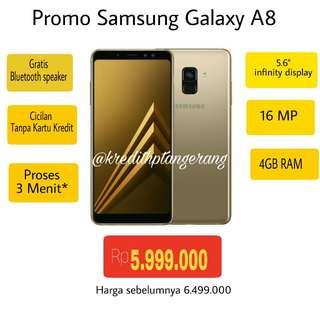 Promo samsung galaxy A8