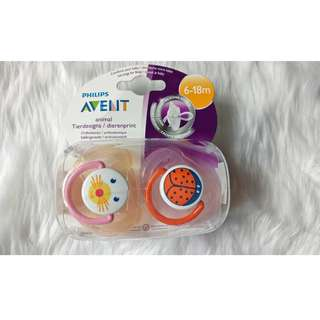 30% OFF Brand New and Original Animal Design Avent Pacifier