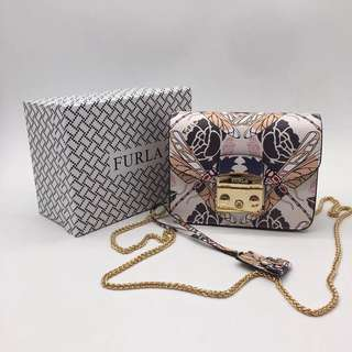 Furla metropolis jungle series - dragonfly
