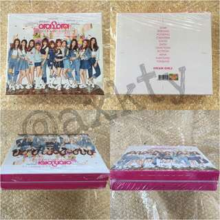 LOOKING FOR / WTB I.O.I IOI Chrysalis album special limited edition ver.