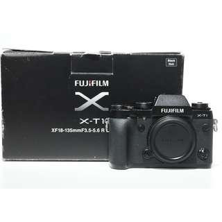 Fujifilm X-T1 Mirrorless Digital Camera Body Only