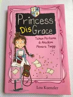 Novel preloved - princess dis grace