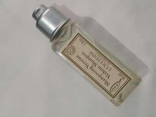 LOCCITANE shampooing Verveine 100%ORI 100%NEW travel size -30ml