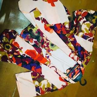 Kimono thick cloth