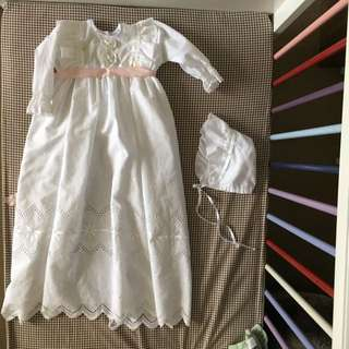Baby Clothes - Baptism / Christening Set