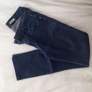 Wrangler Twiggy Jeans size 8