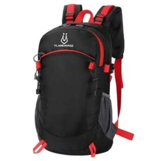 Unisex travel canvas backpack #2920