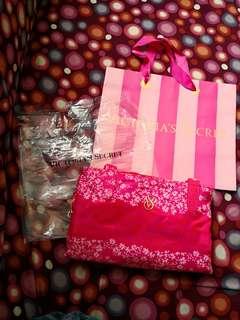 Victoria secret tote bag BYOB 環保袋 購物袋