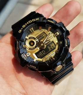 GA-710B GSHOCK WATCH
