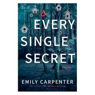 E-book English Novel - Every Single Secret A Novel - Emily Carpenter