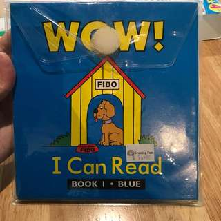 "Growing Fun ""I can read"" books. 2 sets of 6 books each"