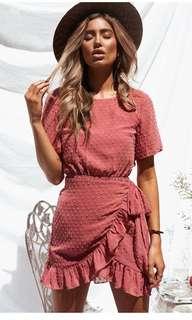 Sabo Skirt Backless Aliza Dress