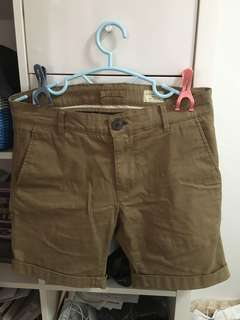 Selected hommie bermudas(authentic)