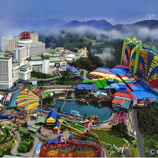 Genting Highland Day Trip