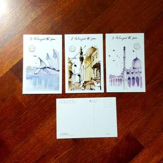 Postcard (27pcs)