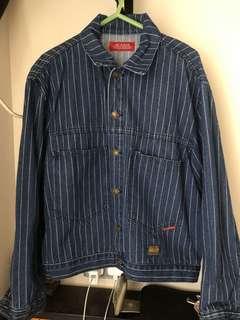Denim Jacket 購自日本 全新未使用