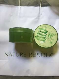 Nature Republic Aloe Vera Gel 92%
