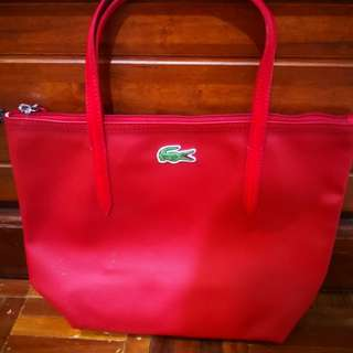 Lacoste Bag (100% Authentic)