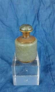 清代 - 玉石鼻煙壺
