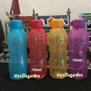 Tupperware Eco Bottle 750ML screw cap