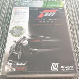 Xbox 360 - Forza Motorsport 3 Ultimate Collection (w/ free 1600 Microsoft Points Card)