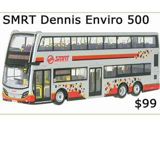 Bus Model SMRT E500