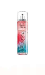 Bath and Body Works in Pink Chiffon