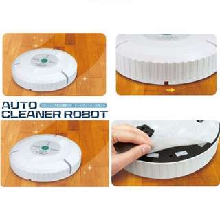 Automatic Mop Cleaner Robot (WHITE)