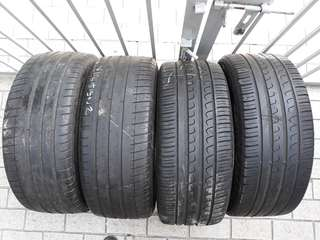 Used Tyre 215/45/17 85% Like New