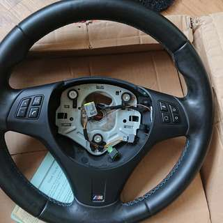 BMW M3  E90 steering