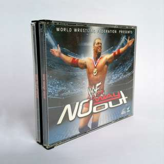 WWF - No Way Out ( 2001 ) VCD