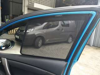 Lasershades for 2009-2013 Mazda 3 BL Model