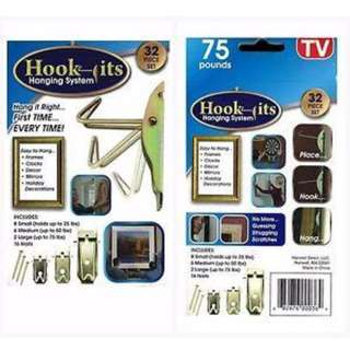 Hook Its Hanging System AS SEEN ON TV