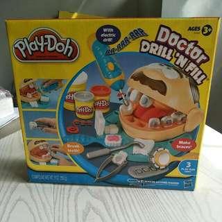 Play-Doh Doctor Drill N Fill (Dental)