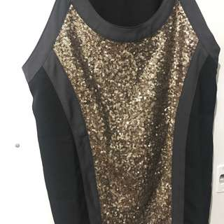 Premium Sequin Top