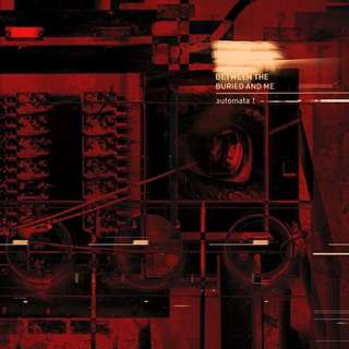 Between the Buried and Me ‎– Automata I CD