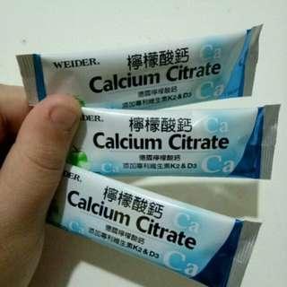 🚚 檸檬酸鈣