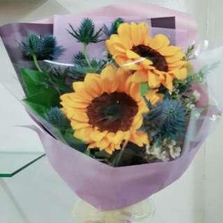 Sunflower Bouquet (fresh flowers)