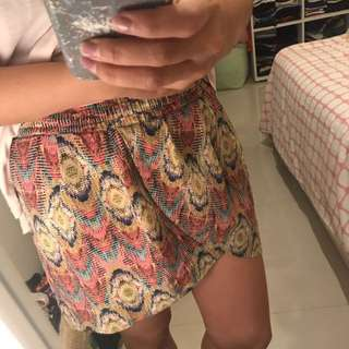 Pull & bear mini skirt