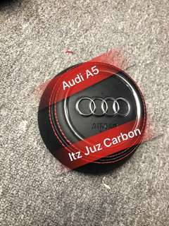 Audi A5 Leather Airbag wrap