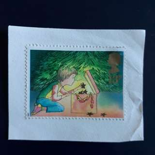 England stamp. Please make an offer.