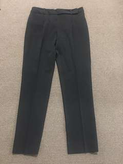 Veronica Maine Size 10 Black Trousers