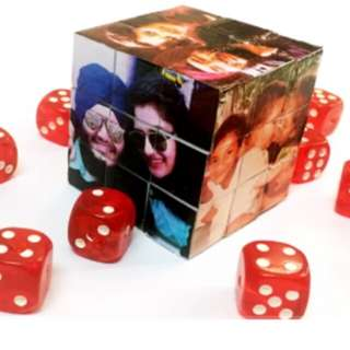Photo Rubik's Cube (Personalized)