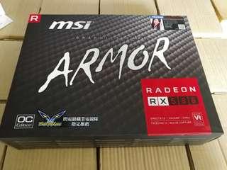 Radeon RX580 8G OC