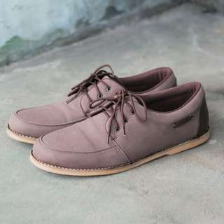 Sepatu Headway Footwear 11 Young Brown, Size 40-44