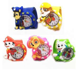 Instocks Paw Patrol watch